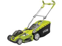 Ryobi Cordless One+Lithium Fusion™ Lawnmower 36 Volt 2 x 18 Volt 4.0Ah 18V 36V