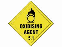 Scan Oxidising Agent 5.1 - 100 x 100mm SAV Diamond