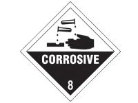Scan Corrosive 8 - 100 x 100mm SAV Diamond