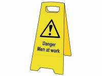 Scan Men At Work Heavy-Duty A Board