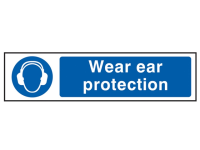 Scan Wear Ear Protection - PVC 200 x 50mm