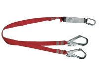 Scan Fall Arrest Twin Lanyard 1.8m