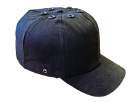 Scan Bump Cap - Black
