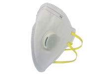 Scan Fold Flat Valved Disposable Mask FFP1 (Pack of 3)