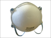 Scan Moulded Disposable Mask FFP2 Protection (Box 20)