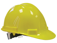 Scan Deluxe Safety Helmet Yellow