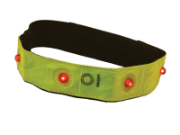 Scan High-Vis LED Flashing Arm Bands