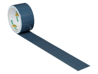 Shurtape Duck® Tape 48mm x 9.1m Carbon Fibre
