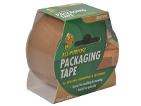 Shurtape Duck® Tape Packaging 50mm x 25m Brown