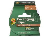 Shurtape Duck Tape® Packaging Tape Brown 50mm x 25m