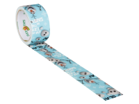 Shurtape Duck® Tape 48mm x 9.1m Frozen Olaf