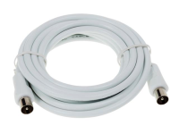 SMJ TV Coaxial Cable 3m