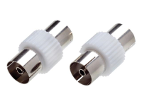 SMJ Coaxial Couplers Twin Pack