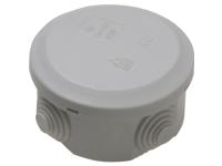 SMJ IP44 Junction Box 5T 70 x 70 x 40mm