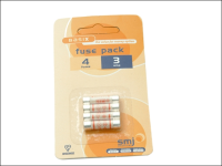 SMJ 3A Fuses (Pack of 4)