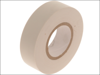 SMJ PVC Insulation Tape White 19mm x 20m