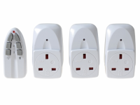 SMJ Remote Socket Triple Pack