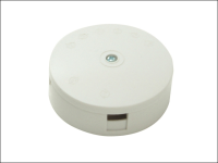 SMJ White 5A 4 Terminal Junction Box