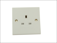 SMJ Unswitched Socket 1 Gang 13A
