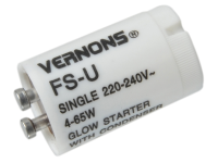 SMJ Flourescent Tube Starter Switch 4 - 65 Watts