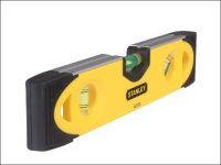 Stanley Tools Shock-proof Torpedo Level Magnetic 230mm