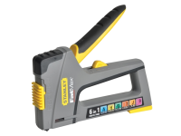 Stanley Tools TR75 6 in 1 Heavy-duty Stapler & Nail Gun