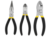 Stanley Tools Pliers Set 3 Piece