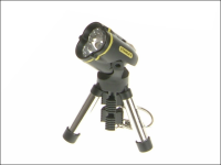 Stanley Tools Maxlife 369 LED Keyring Tripod Torch 0 95 113