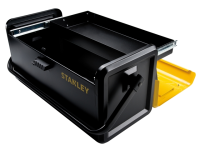 Stanley Tools Metal Toolbox 19in - 1 Drawer