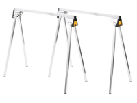 Stanley Tools Essential Metal Sawhorse Twinpack