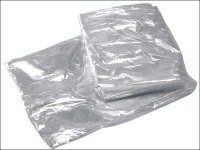 Stanley Tools Polythene Dust Sheet 3.6 x 3.6m