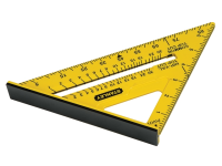 Stanley Tools Dual Colour Quick Square 175mm (7in)