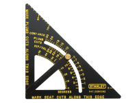 Stanley Tools Adjustable Quick Square  170mm (6.3/4in)