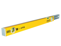 Stabila 80T Telescopic Level 2 Vials 80-127cm