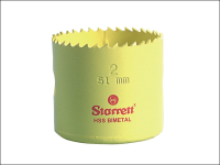 Starrett SH0500 High Speed Steel Bi-Metal Holesaw 127mm