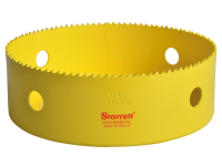 Starrett SH0512 High Speed Steel Bi-Metal Holesaw 140mm