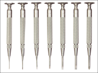 Starrett S555Z-7 Jewellers Screwdriver Set of 7