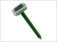 STV Pest-Free Living Solar Powered Mole Repeller