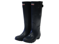 Town & Country Bosworth Wellington Boots Navy UK 10 Euro 44