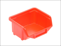 Terry Plastics TE110 Red Ecobox W109 x D100 x H53mm