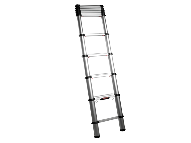 Telesteps Black Line Telescopic Ladder 3.3m + Top Support + Bag