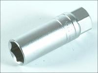 Teng Spark Plug Socket 1/2in Drive 21mm