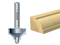 Trend 7D/3 x 1/4 TCT Pin Guided Ovolo 9.5mm Radius