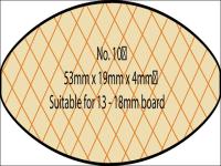 Trend BSC/10/100 Biscuits