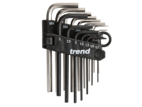 Trend HK/SET/A Mini Hex Key Set
