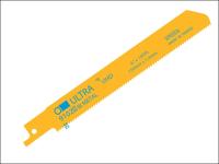 Ultra 9102-10 Sabre Blade Bi-Metal Pack of 10 Metal S918E