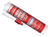 Unibond General Purpose Silicone Cartridge Translucent 273g