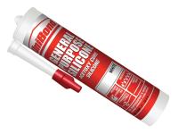 Unibond General Purpose Silicone Cartridge White 273g
