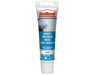 Unibond Grout Reviver Floor & Wall Tube 125ml Ice White