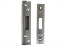 UNION StrongBOLT 2100 Mortice Deadlock Rebate Kit 26mm Satin Chrome Box